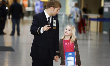 Children Travelling Alone