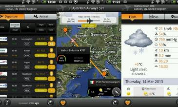 Top flight-tracking apps
